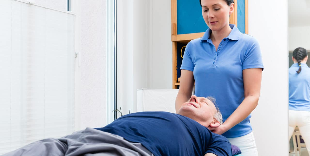 Neuro Physiotherapy - Knowledgeable team