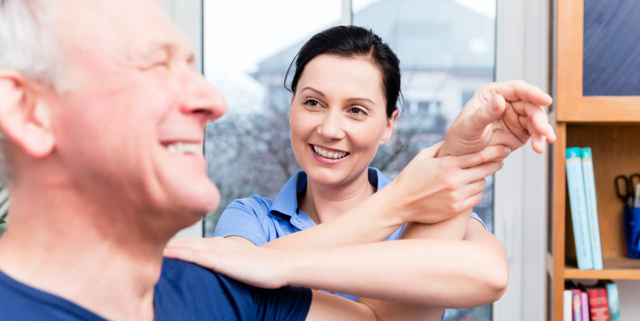 Neuro Physiotherapy - Who do we treat?